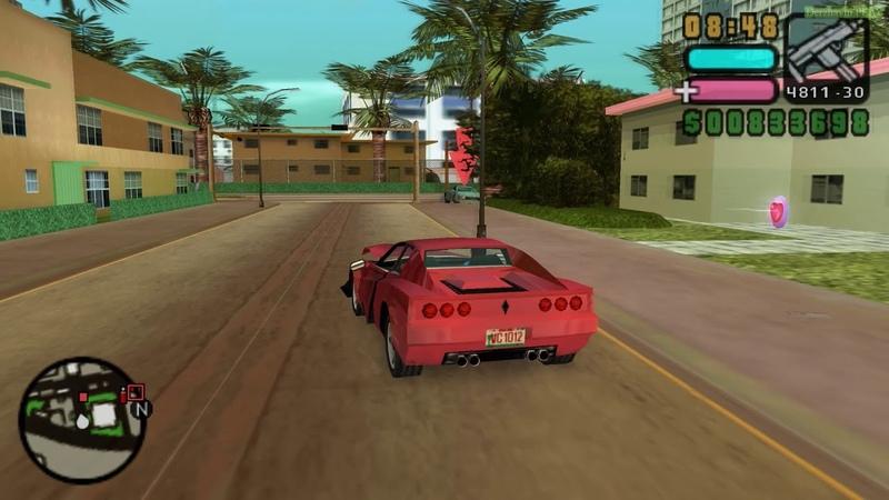 Прохождение GTA Vice City Stories на 100% - Миссия 48: Ворованное дело (Steal the Deal)