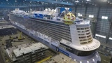 MEYER WERFT - Der Bau der Spectrum of the Seas