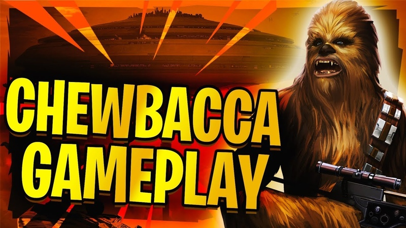 Legendary Chewbacca (Original Trilogy) Gameplay Unveiling! | Star Wars: Galaxy of Heroes