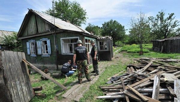 За время боев территорию Ростовской области обстреливали уже 16 раз
