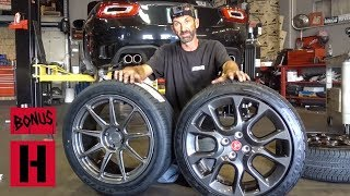 Bad Daddy Braddy Gives Lesson on Tire Specs