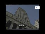 US Courthouse, Manhattan Municipal Building, 90s New York, HD