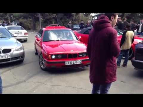 BMW M5 Street Drift! Giorgi Tevzadze(NeedForDrive.com) и (Smotra.ru)