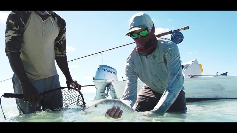 British Virgin Islands Bonefishing 2019- Shot of DJI Mavic 2 Pro and DJI Osmo Pocket 4K