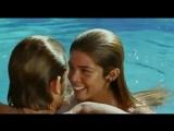 Girl steals his swimtrunks (CFNM)