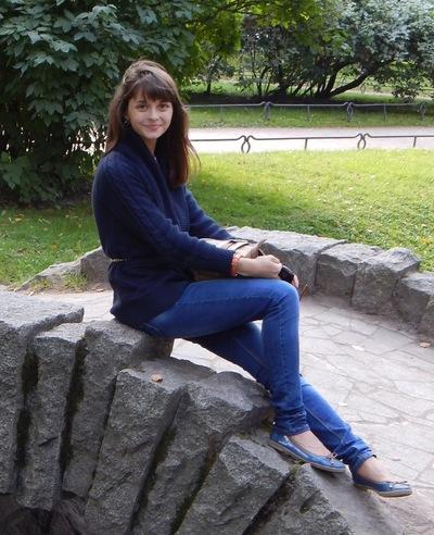 Анастасия Костина, 14 октября 1995, Санкт-Петербург, id55513278