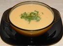 Крем-суп из кабачков нежный
