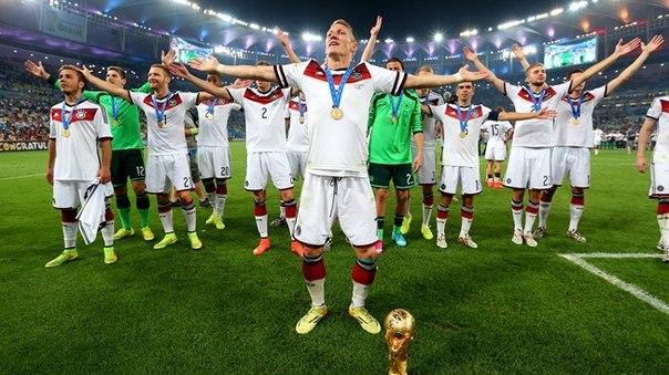 Германия правит балом.