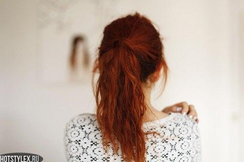 Рыжие девушки фото на аву