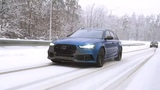 Audi RS6 800лс 1200нм Stage 2++ 100-200 LIVE