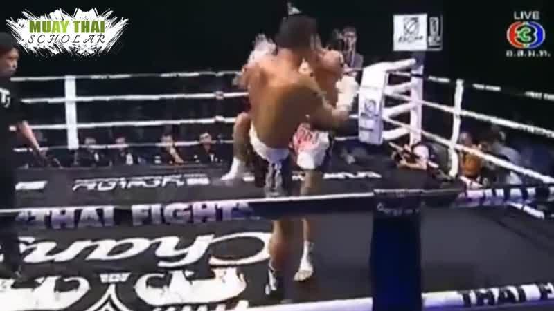 Yodsanklai Fairtex - Kard Chuek KO Highlight