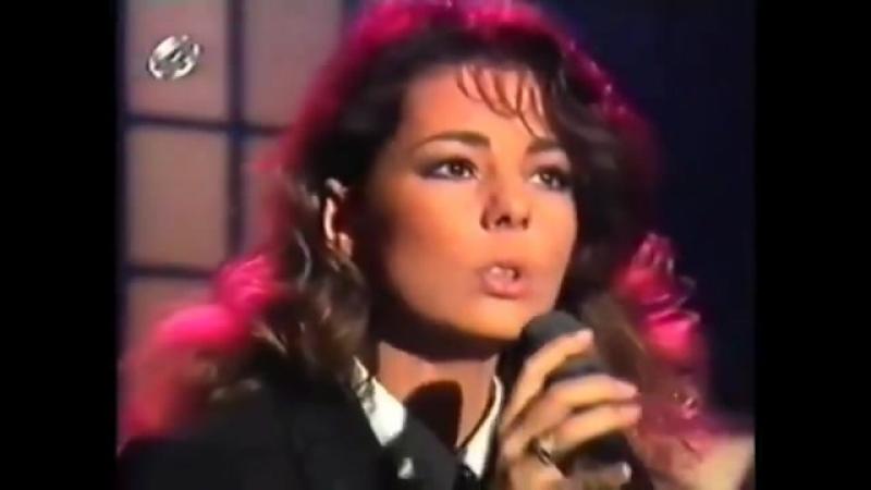 Sandra - Johnny Wanna Live (5 Uur Show, RTL4, 19.11.1992, Holland)