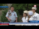 Деревья посвящённые героям войны высадили полицейские и общественники в Красноперекопске