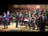 Вокал-Бэнд REC.TIME, Константин Глуздаков и джаз-оркестр НГТУ - Let my people go