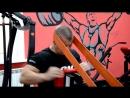 Тренировка шеи в тренажерном зале