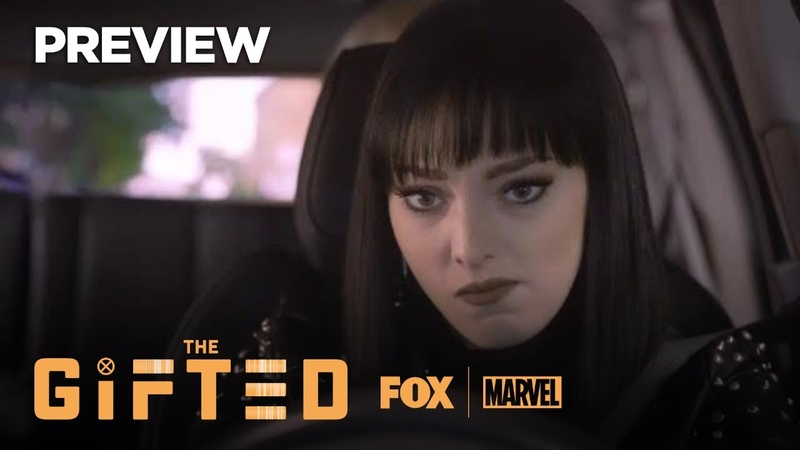 Preview: I Need Her To Be Safe   Season 2 Ep. 8   THE GIFTED
