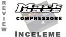 MarkBass Compressore Tube Compressor İncelemesi - Review (Eng sub)