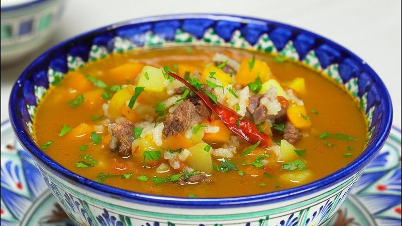 Мастава Узбекская кухня Рецепт от Всегда Вкусно