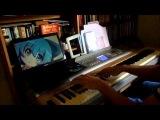 Kuroko no Basket (黒子のバスケ) S2 ED2 - Fantastic Tune - piano version