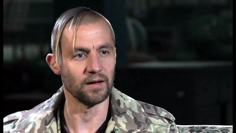 Михайло Гаврилюк в гостях у Майкла Щура