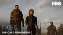 The Cast Remembers: Peter Dinklage on Playing Tyrion Lannister | Game of Thrones: Season 8 (HBO)