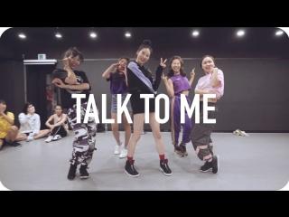 1million dance studio talk to me - carly rae jepsen / beginners class