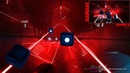 Beat Saber Believer Expert Darth Maul style with special request first person mixed reality