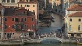 Cruise 7 4K Part 3 Venice Sail Away