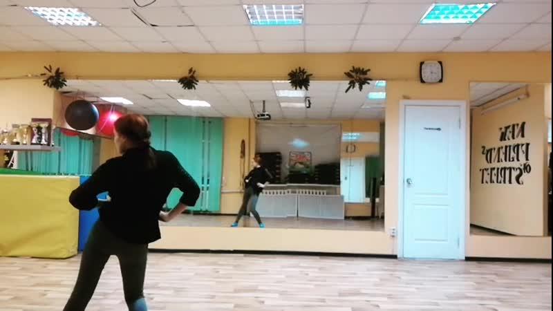 Танцы Vogue в Краснокамске :)