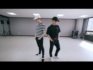NCT U - Baby Don't Stop Dance Practice Ver.
