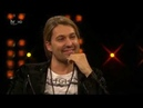 David Garrett at the German NDR Talkshow (6-10-2017)