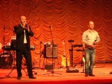 В Старобешево прошел концерт вокально-инструментальной группы  и народной студии «Альянс» и ВИА «Апрель» Новосветского ДК