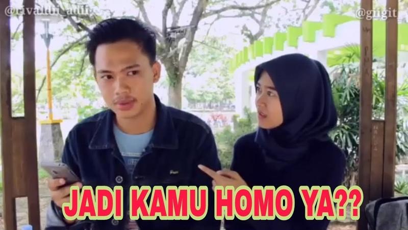 Kalo gak homo ya playboy-video lucu instagram TERBARU ANAK PALEMBANG