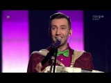 The Voice of Poland IV - Vitalij Voronko - Rolling in the Deep + Love Me Again - Live II