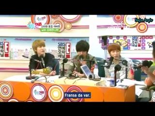 111010 Cultwo Show - Super Junior (Türkçe Altyazılı)