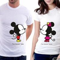Парные футболки для влюбленных 9f23edaa3216b