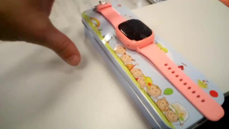 умные детские часы с gps gp-011