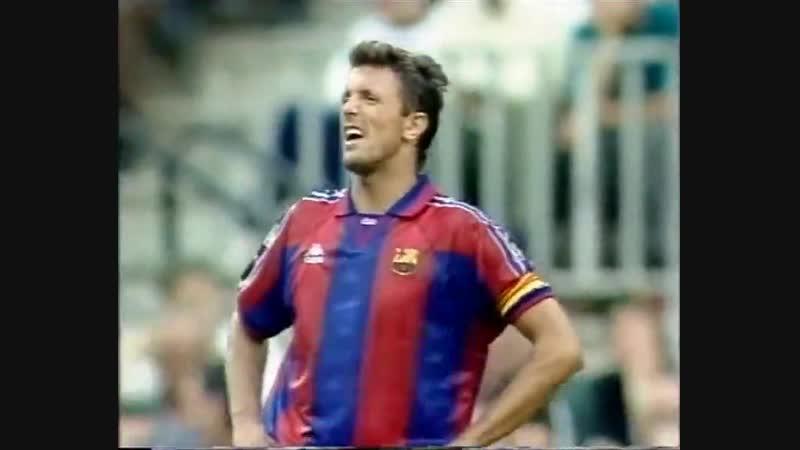 Barcelona betis 1996-97