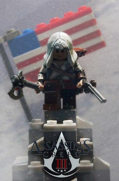 Лего асасин крид 3 updated the community photo