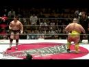 Daichi Hashimoto Hideyoshi Kamitani vs Ryota Hama Yasufumi Nakanoue BJW Midsummer Korakuen 2 Battles Day 1