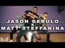 JASON DERULO x MATT STEFFANINA - IF I'M LUCKY Dance Video Tutorial    IFIMLUCKY