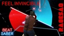 Feel Invincible - Still one of my fav tracks - Beat Saber Darth Maul style (Custom Song)