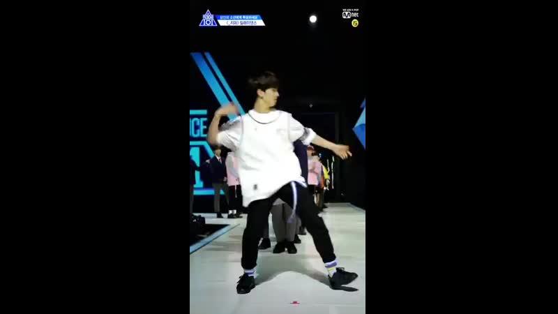 Jeong JaeHun dance cut