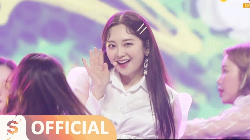 181201 MOMOLAND (모모랜드) - BBoom BBoom (뿜뿜) @ 2018 MelOn Music Awards [2K 60FPS]