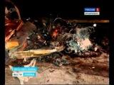 В Вельском районе на трассе М-8 в пьяном ДТП погибли два человека