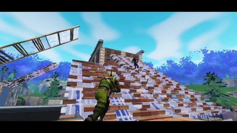 Fortnite «Королевская Битва» – Трейлер к выходу мобильной версии.mp4