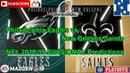 Philadelphia Eagles vs New Orleans Saints NFL 2018 NFL DIVISIONAL PLAYOFFS Predictions Madden NFL 19