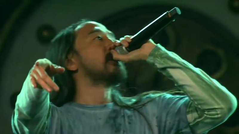 Steve Aoki Live at Tomorrowland 2018 Mainstage - BTS vs Boombox Cartel - Mic Drop (Steve Aoki Remix) vs Alamo (Ft. Shoffy)