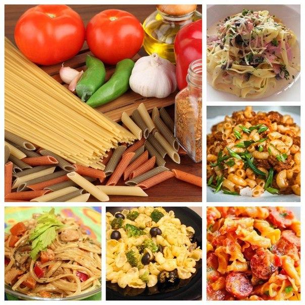 Топ–5 вкусных рецептов макарон