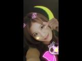 TWICE LIKEY VIDEO - SANA